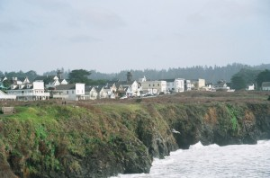 mendocino from headlands