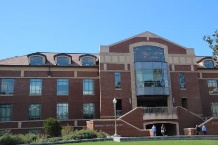Frank P Doyle Library