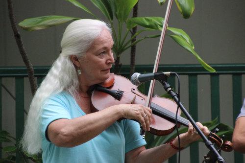bluegrass fiddler