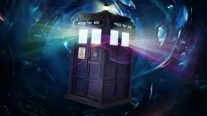 What does Jenny want? A TARDIS! Picture of the TARDIS