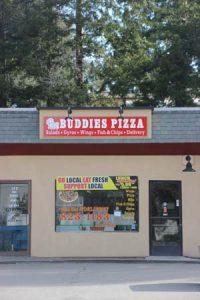 Buddie's Pizza Exterior