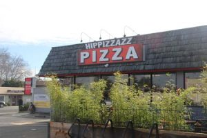 Just how do you pronounce that? Hippizzazz Pizza