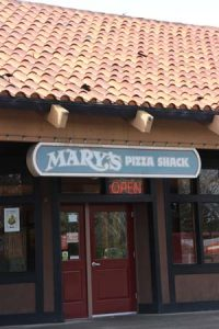 Mary's Pizza