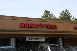 Mombo's Pizza, in the Fiesta Market Center
