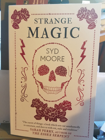 Strange Magic, US cover