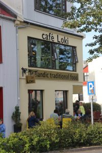 Cafe Loki, Traditional Icelandic Cuisine.