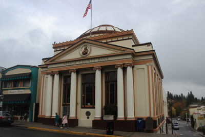 The Nevada County Bank Building