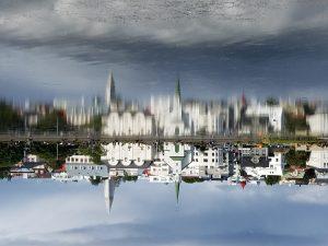 Reflections of Reykjavik