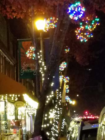 Main Street Lights.