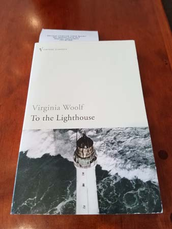 To The Lighthouse, the fourth sale.