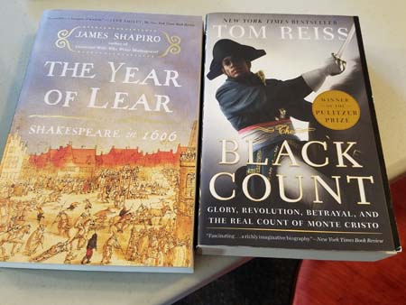Two books from the History Section. I want both of them.