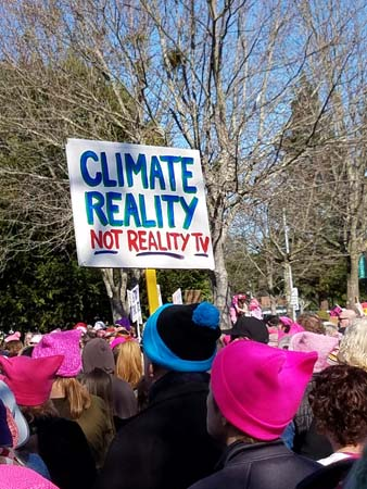 Climate Reality, not Reality TV