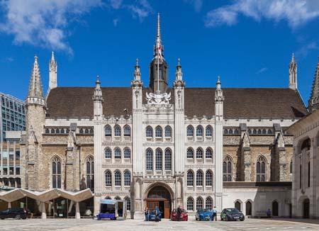 London Guildhall, AKA the Secret SFWA Headquarters