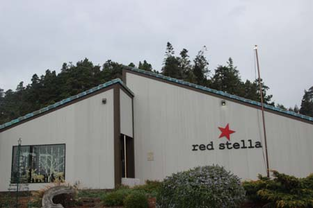 Red Stella, now in the old Post Office building.