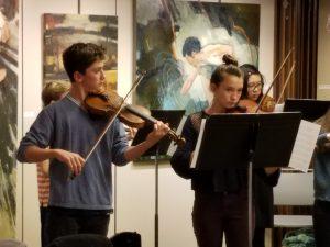 First Violins