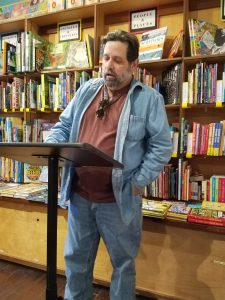 Roy Dufrain reads about one of those moments that shapes us.
