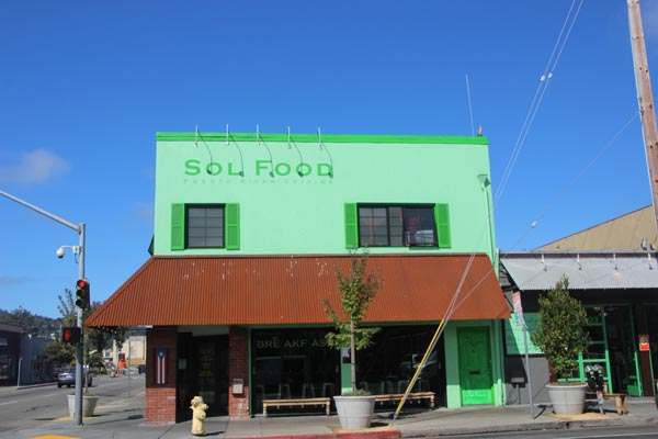 Sol Food is a landmark, beacon and purveyor of yummy Puerto Rican food.