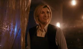 Jodie Whittaker as the 13th Doctor (c) BBC America